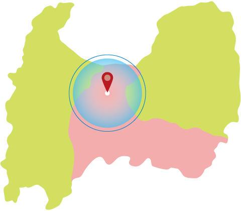 訪問診療対象地域
