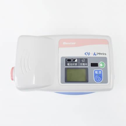 腹膜透析の自動接続機
