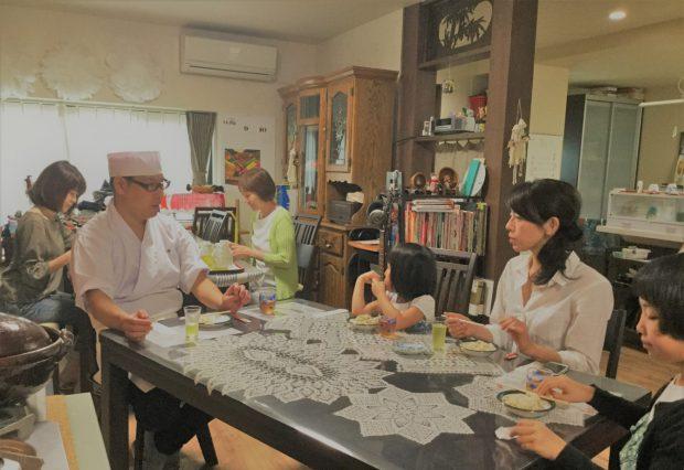 9月16日 心も身体も温まる日本の「食」