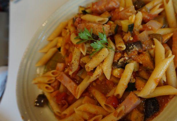 7月の健康カフェ 「野菜がおいしい料理教室」