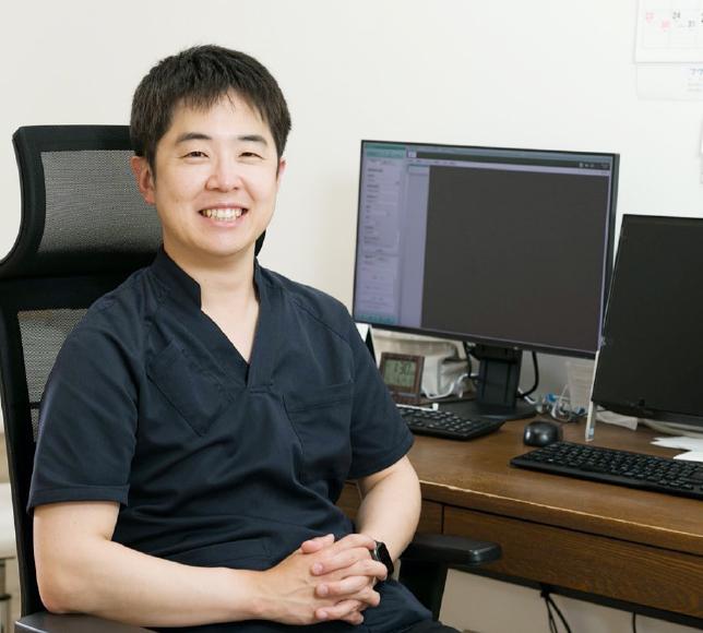やまだホームケアクリニック医師 澤田 慎太郎